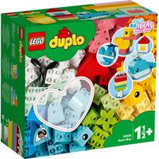 LEGO® DUPLO Box se srdíčkem