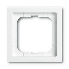 Rámeček jednonásobný Future linear, studio bílá