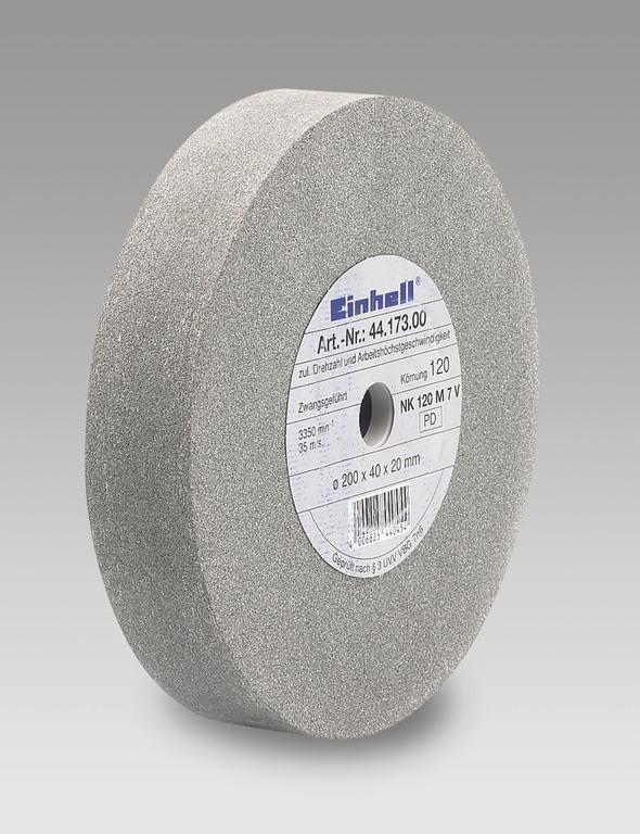 Kotouč brusný 200 x 20 x 40 mm pro Einhell NTS 2000, BT-WD 150/200