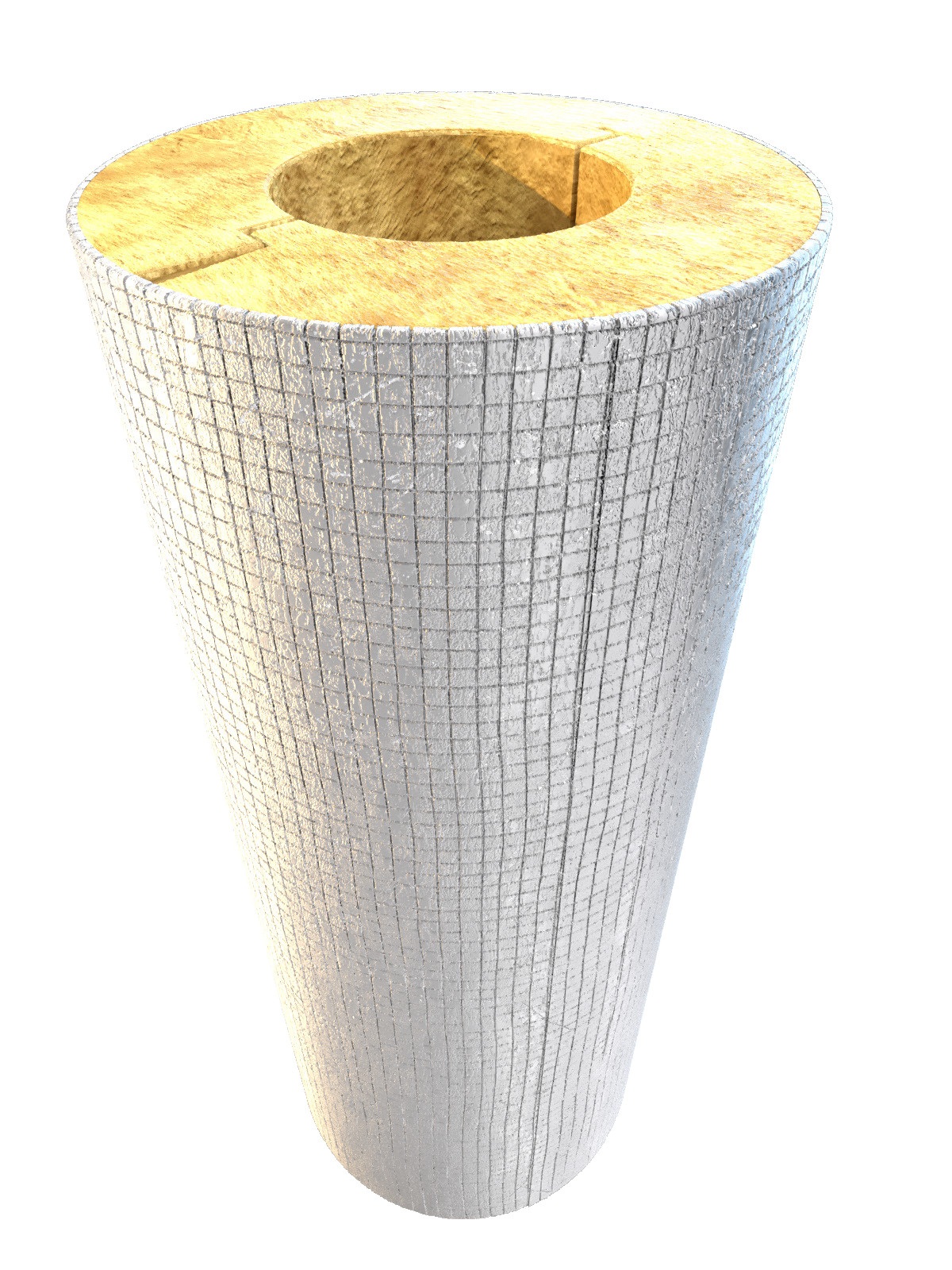 Pouzdro izolační MAX 65 AL 34/20 mm
