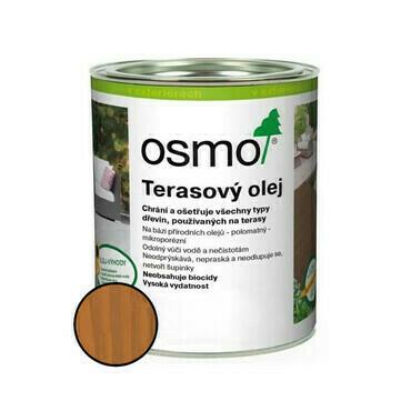 Olej terasový Osmo 004 douglasie 2,5 l