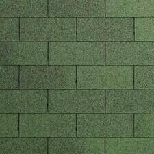 Šindel asfaltový IKO Superglass 3 Tab 03 amazon zelená 3 m2