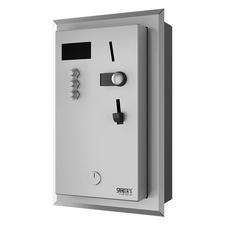 Vestavěný automat pro čtyři až dvanáct sprch Sanela SLZA 02MZ, 24 V DC