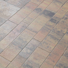Dlažba betonová BEST OLYMPIA standard etna výška80 mm