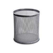 Koš odpadkový Sanela SLZN 97B, 21 l, šedý