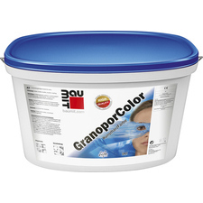 Barva fasádní Baumit GranoporColor probarvená 14 l
