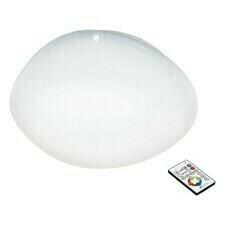 Svítidlo LED s dálkovým ovládáním Eglo Sileras 34 W