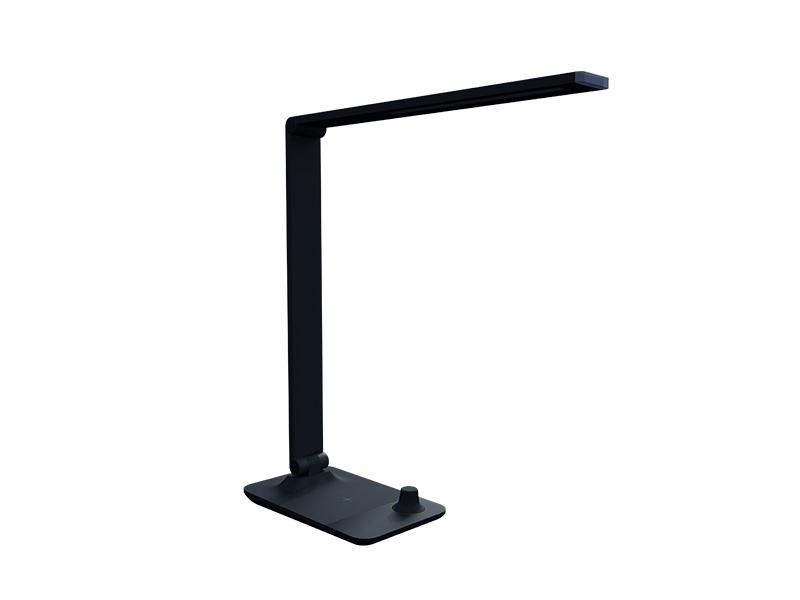 Stolní LED lampa MASTER, 3000-5000K, černá