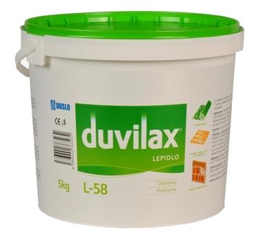Lepidlo na podlahy Duvilax L-58 5 kg