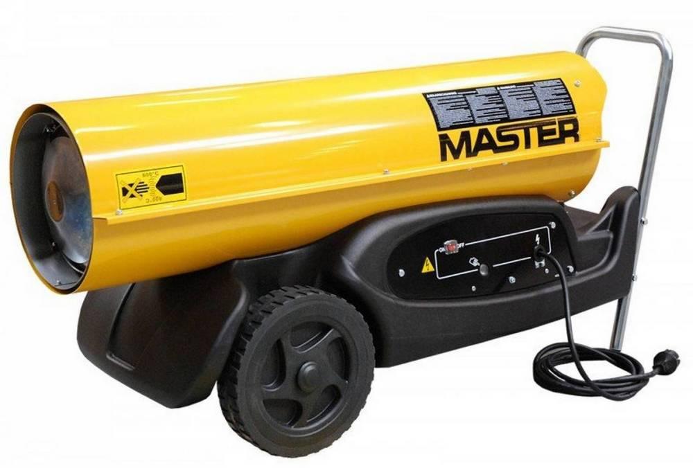 Naftové topidlo Master B 180