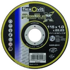 Kotouč řezný Flexovit PerFlex A60R-BF41 115×22,23×1 mm