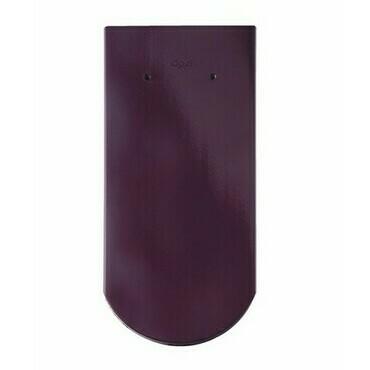 BRAMAC Opál základní taška glazura červenohnědá