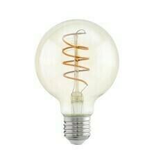Žárovka LED Eglo Spiral E27 4 W 2 200 K