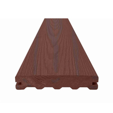 Prkno terasové dřevoplastové WOODPLASTIC NATUR PLUS PREMIUM palisander