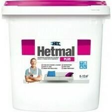 Malba interiérová HET Hetmal Plus bílá, 40 kg
