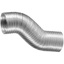 Potrubí flexo Al, průměr 100×600–2500 mm