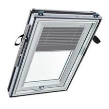 Žaluzie vnitřní Roto ZJA pro okna R4 a R7 M W J01 - barva bílá pro okna o rozměrech 780×1 400