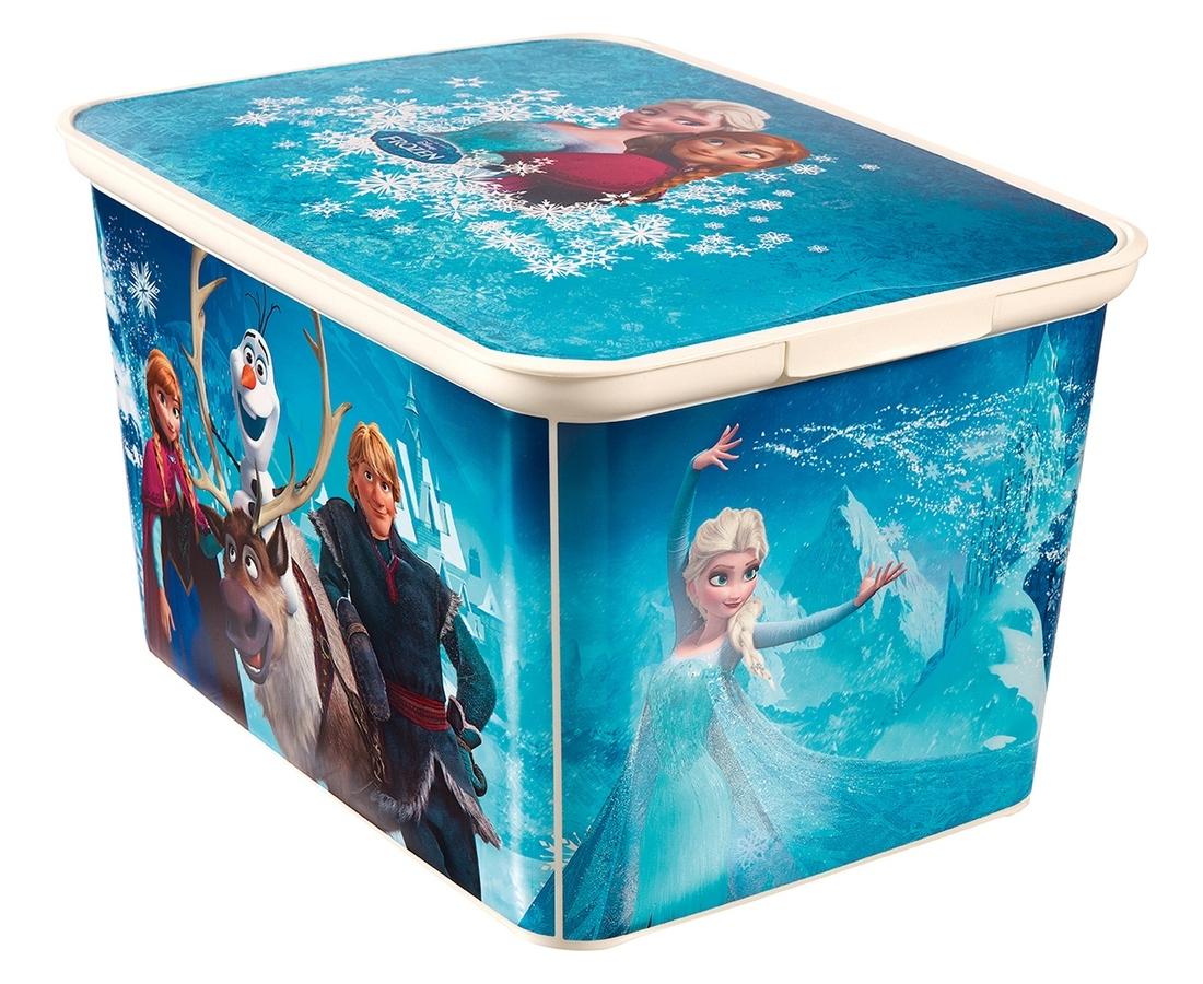 Úložný box - L - Frozen