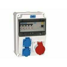 Kombinace zásuvková NG Energy 2× 230 V 1× 400 V