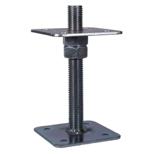 Patka pilíře volná 2× M24 110×110×250 mm