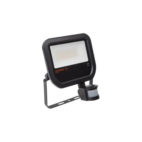 Reflektor LED 50 W IP65 s čidlem, LEDVANCE Floodlight černý