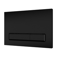 Tlačítko splachovací Sanela SLW 53, černé