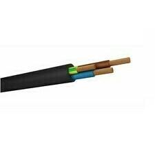Kabel pryžový H05RR-F 5G2,5 (100m/bal)