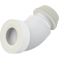 Flexi napojení Alcaplast A97S k WC