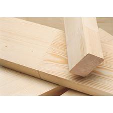Profily z masivního dřeva KVH NSi 40x60x4000 mm (180ks/pak.)