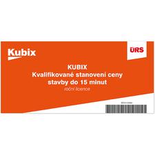 KUBIX – roční licence