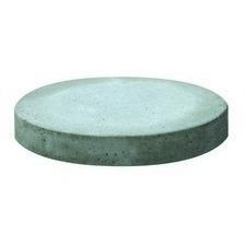 Poklop betonový KGBET300 A15, plný, povrch hladký 3 t