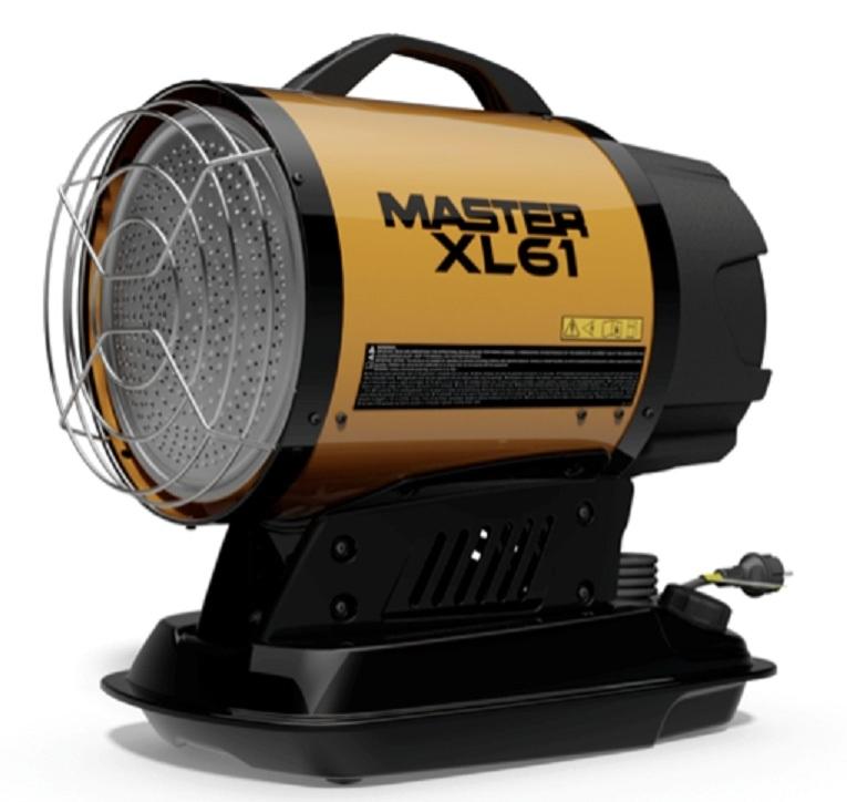 Naftové topidlo Master XL-61