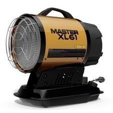 Topidlo naftové infračervené Master XL-61