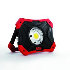 Reflektor LED AKU s powerbankou DEK 15 W 5 000 K