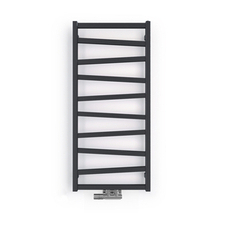 Radiátor trubkový ZET-SP 500×1572 mm metalická černá