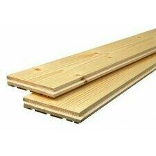 Podlaha dřevěná Feel Wood smrk severský 135×1 973×19 mm