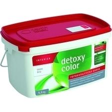Malba interiérová ROKO Detoxy color bílá 7,5 kg