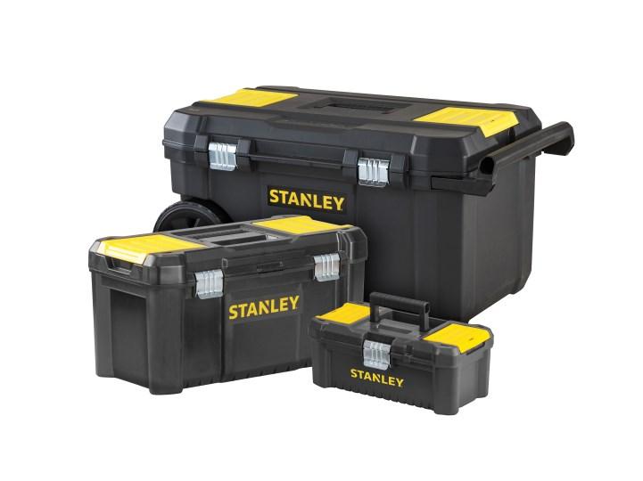 Sada kufrů Stanley 3v1