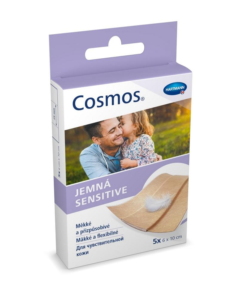 Náplast Cosmos jemná 5ks 6×10 cm, cena za ks