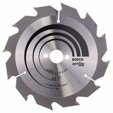 Kotouč pilový Bosch Optiline Wood 184×16×1,6 mm 36 z.