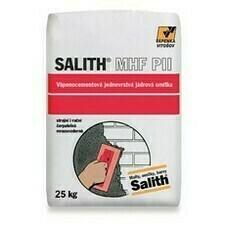 Salith štuková omítka strojní MHF PII, 25kg