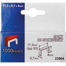 Spony 53 0,7×11,3×10 mm