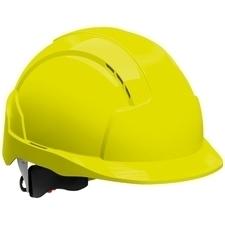 Přilba ventilovaná JSP EVOLite WR žlutá