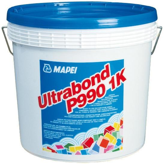 Lepidlo na podlahy ULTRABOND P990 1K 15 kg