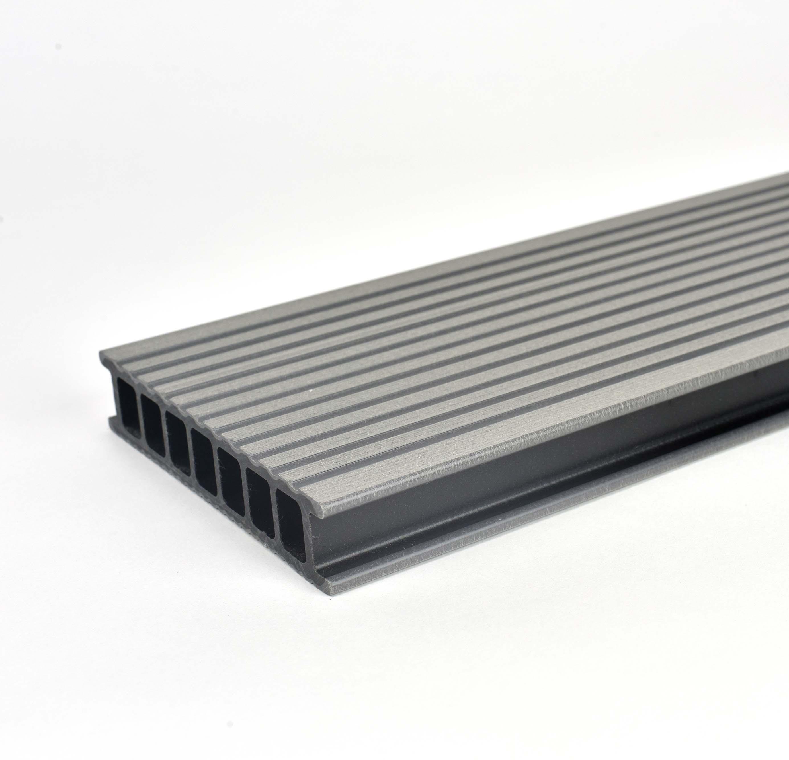 Dřevoplastová deska Twinson Terrace 140x28mm (4m) kámen