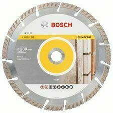 Kotouč řezný diamantový Bosch Standard for Universal 230×22,23×2,6×10 mm