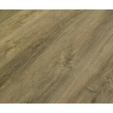 Podlaha vinylová zámková HDF Home mojave oak brown