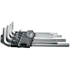 Sada inbusových klíčů 1,5–10 mm 9 ks