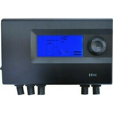 Termostat elektronický příložný SALUS TC 11M
