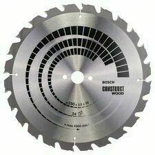 Kotouč pilový Bosch Construct Wood 350×30×3,5 mm 24 z.
